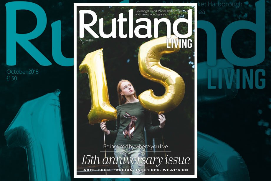 Rutland Living magazine October 2018