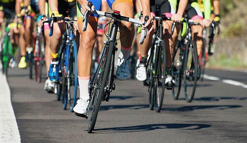 Cycling hair free